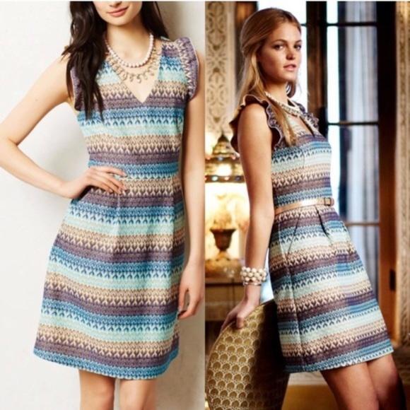 Anthropologie Dresses & Skirts - Anthropologie Tabitha teahouse dress size 2